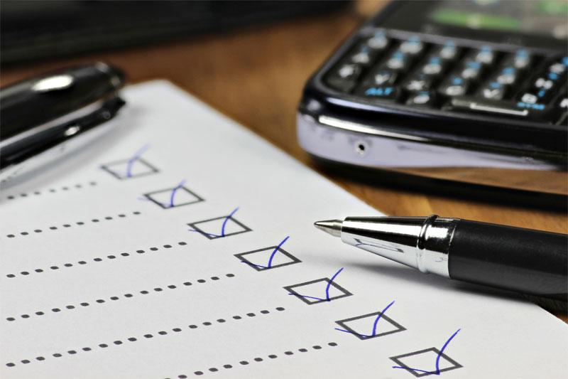 Europäische Datenschutzgrundverordnung Checkliste